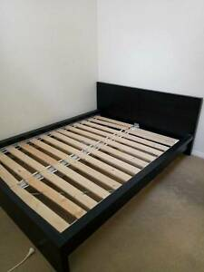 Ikea Queen Bed Brunswick West Moreland Area Preview