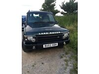 land rover discovery td5 ES 2002