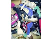 Joblot 25kg of ladies high heels grade A