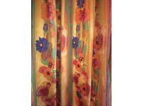 2 pairs of Skopos designer curtains for sale