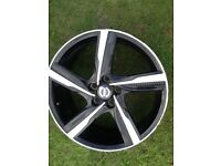 Volvo 18inch alloy wheel