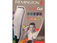 16 piece colour cut by Remington