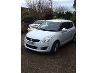 SUZUKI SWIFT 1.2 tdi, low mileage, excellent condition, very economical