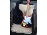 Sponge Bob Square Pants Guitar