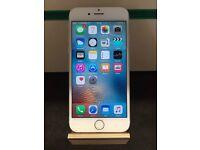 Apple iPhone 6S 16GB Unlocked - £400 - Apple Warranty - White Gold - FREE Phone Case