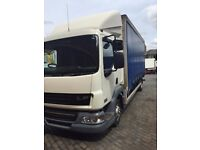 Daf LF45 , 7.5T . Sleep Cab.