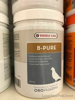 Versele Pigeon B Pure Oropharma by Versele Laga Pigeons Brewers Yeast BMFD