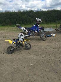 Yamaha WRF450 2004
