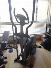 Kettler Verso 307 Elliptical Cross Trainer - Cardio Gym Fitness Nuriootpa Barossa Area Preview