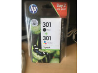 HP 301 2 PACK