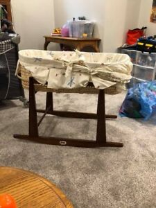 Jolly jumper bassinet with stand