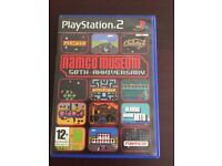 Ps2 NAMCO MUSEUM 50TH ANNIVERSARY Ps2 game *Very Rare*