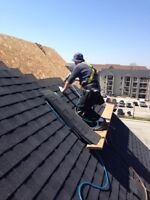 Roofing Labourers and Shinglers needed ASAP!