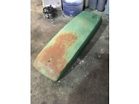 John Deere 10 series 6 cylinder bonnet