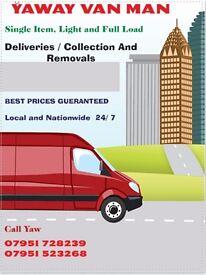 Van And Man - Stratford London Call 07951728239 / 07951523268