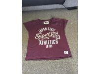 Ladies superdry tshirt