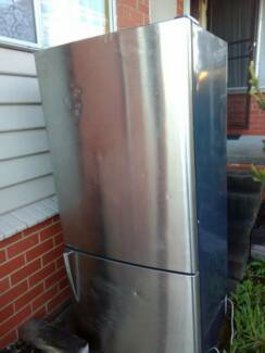 bottom freezer stainless steel active smart 519 litre