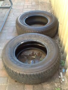 Tyres 285/65R17 Semaphore South Port Adelaide Area Preview