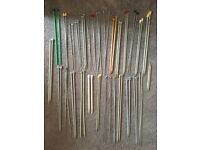 Various Knitting Needles