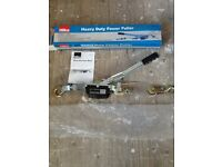 HILKA Quality Heavy duty power puller (British made real quality)