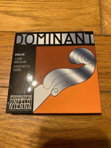 Thomastik-Infeld Dominant Violin String Set - 4/4 Size