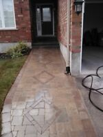 Customer Landscaped Front Entrance starting @ $1500