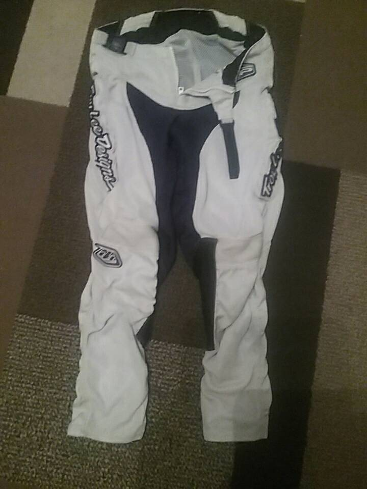 Troy lee design Youth motorcross trousers