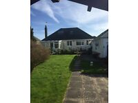 Unfurnished 2 bedroom Dorma bungalow to let in Rhiwbina