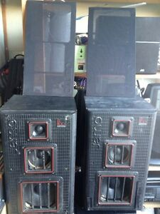 Jamo LS800 n jvc speakers Sunshine North Brimbank Area Preview