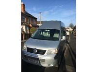 2005 VW T32 TDI LWB Camper Van 2460cc Diesel Engine Complete With Side Awning!