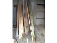 Selection of Wood .