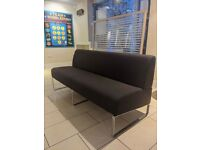Boss Design Reception Seating Sofa - FREE DELIVERY
