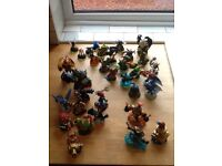 -1- Large collection skylanders Xbox, PlayStation, 3DS