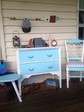 Vintage retro upcycled drawers Boonah Ipswich South Preview