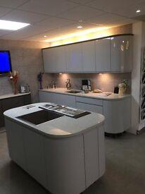 Established kitchen/Bathroom retail showroom for sale