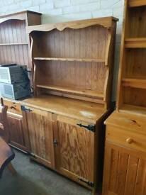 Small pine dresser