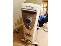 Dimplex oil free electric radiator
