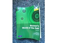 Very Useful for Biomedical Science Students! Becker's World of the Cell Eight Edition