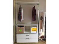 Ikea STOLMEN storage system