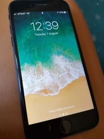 iPhone 7 (Unlocked, 128GB, Jet Black)