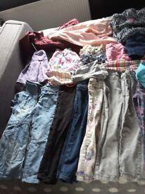 Girls bundle 5-7 years