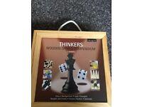 Thinkers, 7 games compendium