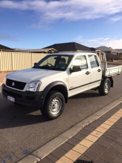 2006 Holden Rodeo 4x4 Ute Geraldton 6530 Geraldton City Preview