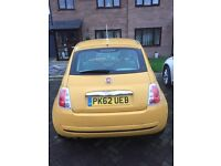 FIAT 500 -11,000 miles- ONE PREVIOUS LADY OWNER - COUNTRYPOLITAN YELLOW - SUPER CUTE! <3