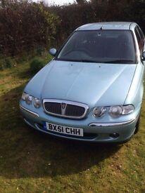 Rover 45, 2.0 turbo diesel