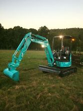 2.5ton excavator for hire $380 Brookfield Brisbane North West Preview