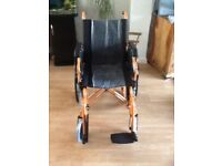 New wheel chair