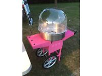 Kukoo Candy Floss Machine - For Sale