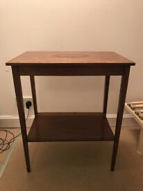 Beautiful Antique Oak Side Table