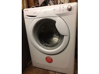 Reconditioned Hoover OPHS612 6kg load 1200 spin slim depth washing machine with 3 month guarantee